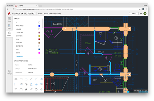 The future of AutoCAD - Through the Interface