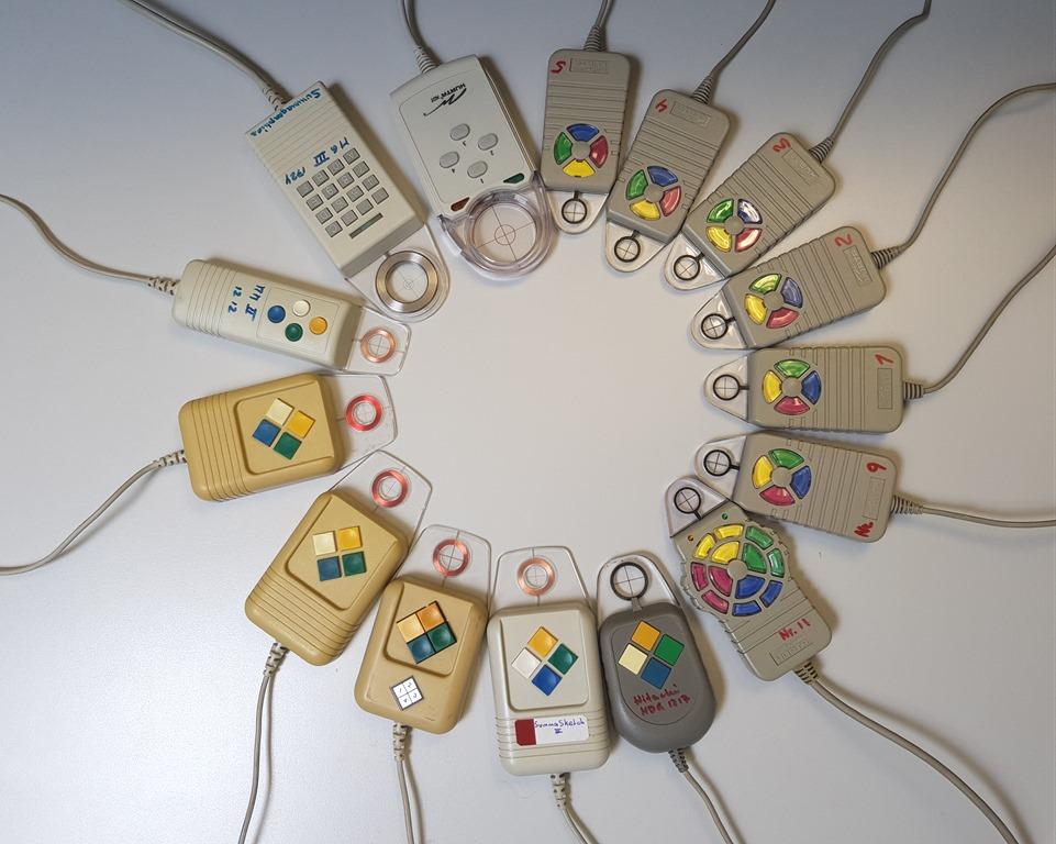 One mans trash digitizer pucks! - Through the Interface