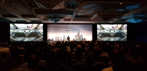 Presentation by GM