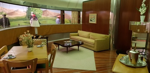 Inside the Dymaxion Home