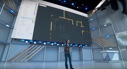 AutoCAD Web at the Google IO Developer Keynote