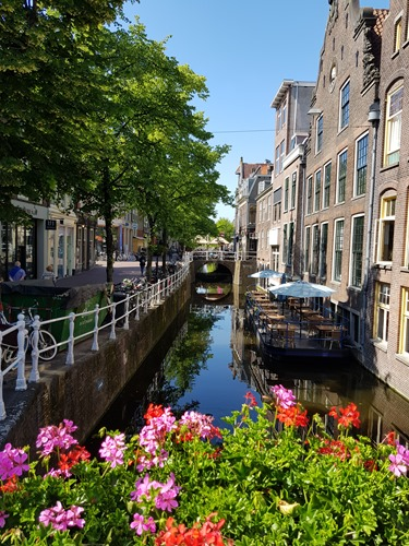 Delft is beautiful