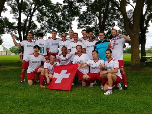 The last Neuchatel men's team