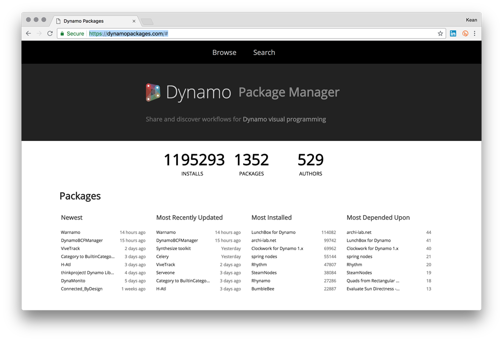 Introducing Warnamo, a Dynamo package for managing warnings and