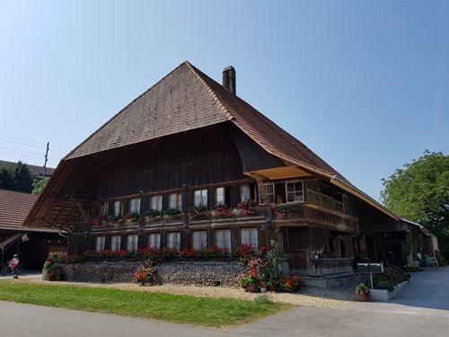 A beautiful house in Aarwangen