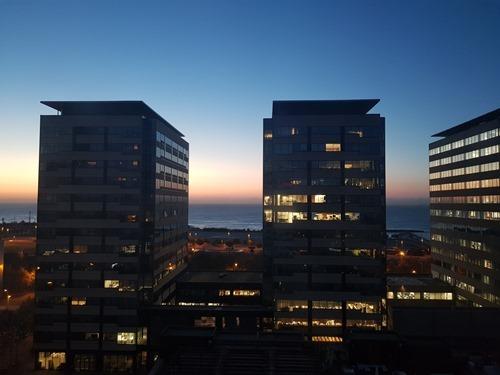 Autodesk Barcelona at sunrise