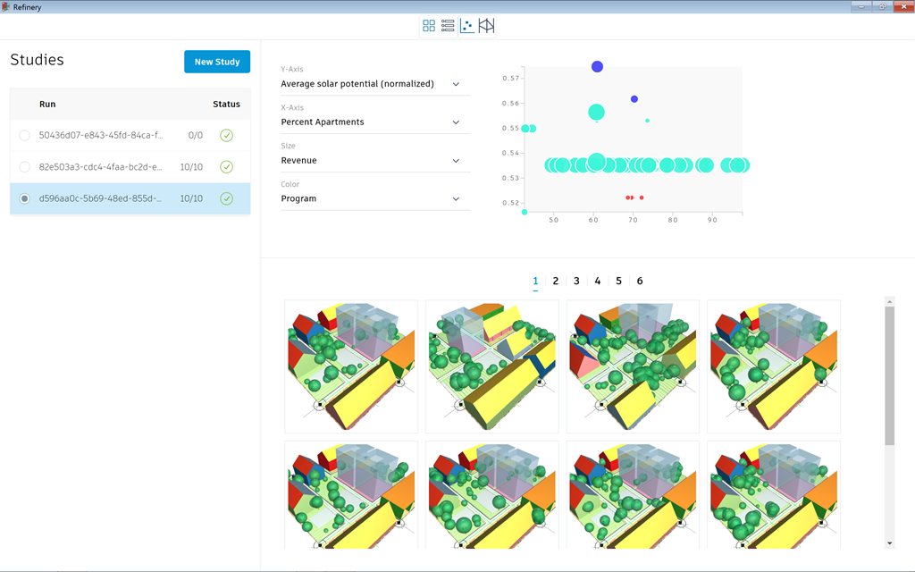 Project Refinery: implement generative design workflows for AEC