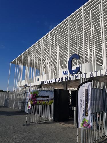 The Matmut Atlantique Stadium
