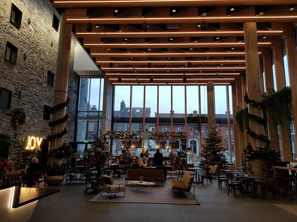 Autodesks new office in Dublin - Through the Interface
