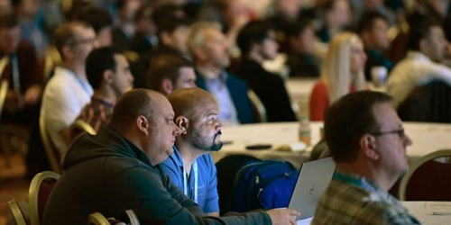 Forge DevCon 2017 attendees