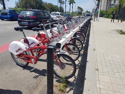 Bicing bikes