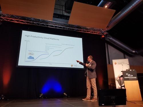 Cloud platform technology S-curves
