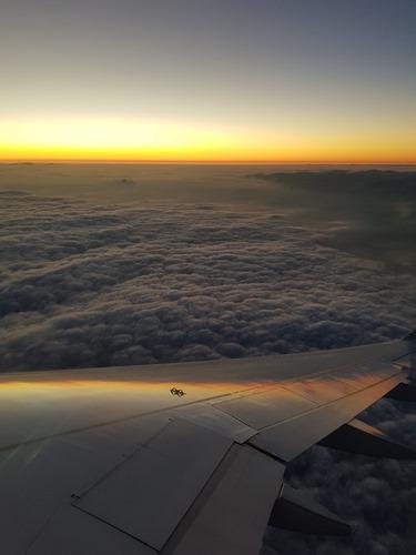Landing in Switzerland