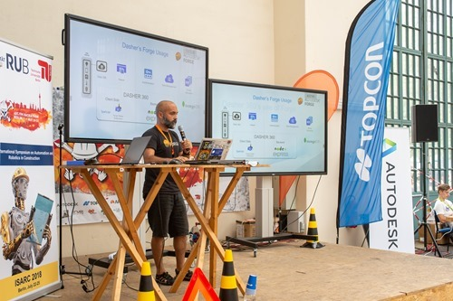 Talking Forge at the AEC Hackathon
