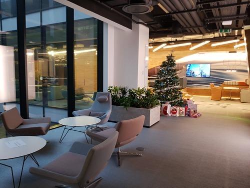 Christmas at Autodesk Dublin