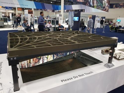 BRG flooring used in NEST