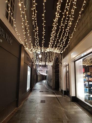 Dublin alleys