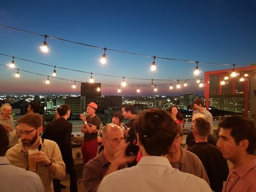 Rooftop Research Mixer