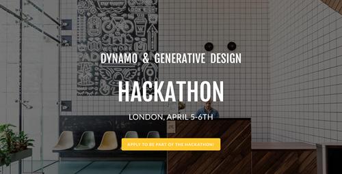 Dynamo Hackathon in London