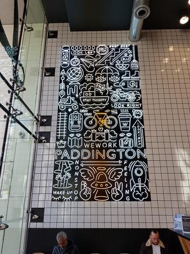 WeWork Paddington