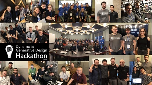 Dynamo and GD Hackathon