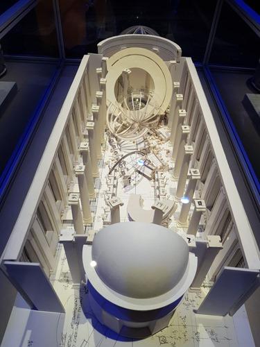 The destroyed Gringott's vault