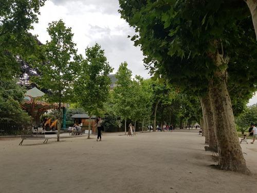 Les jardins botaniques