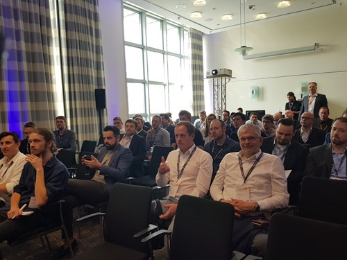 My audience at AIF