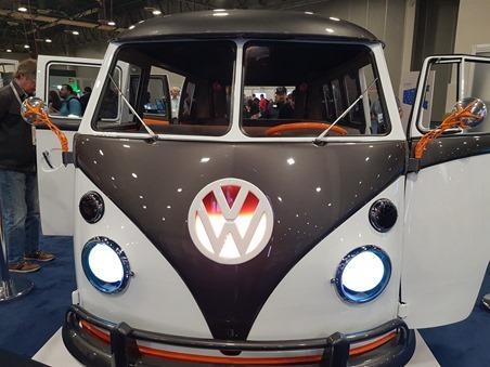 The VW concept bus