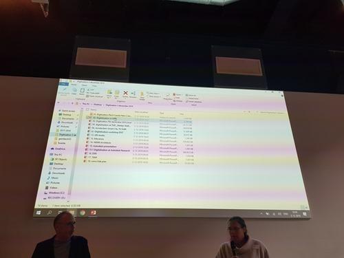 Spot the Autodesk presentation