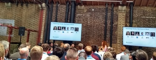 Tech Trends panel