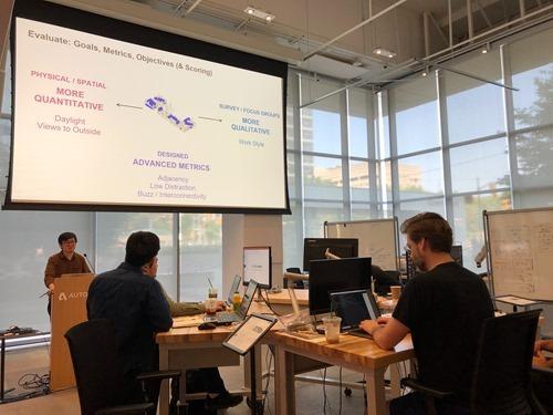 Ray Wang digging into MaRS metrics