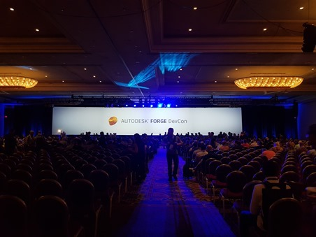 Forge DevCon mainstage