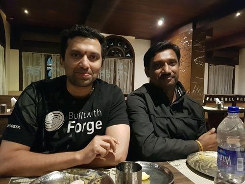Viru and Sandeep