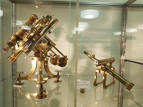 Some impressive brass instruments