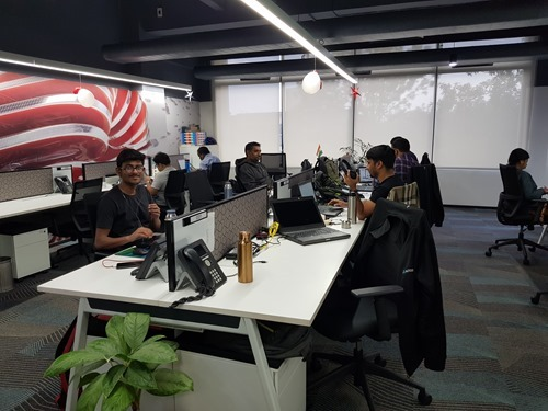 The Forge team in Bangalore