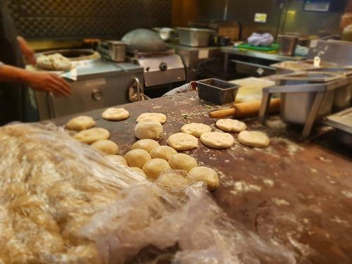 Bread at Dishoom