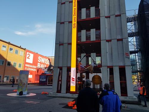Cirque du Swissbau
