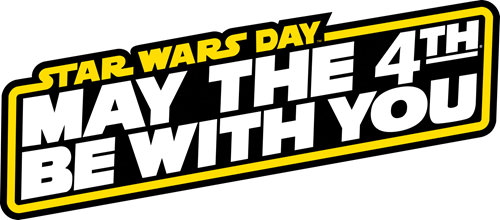 Star Wars Day - May The Fourth