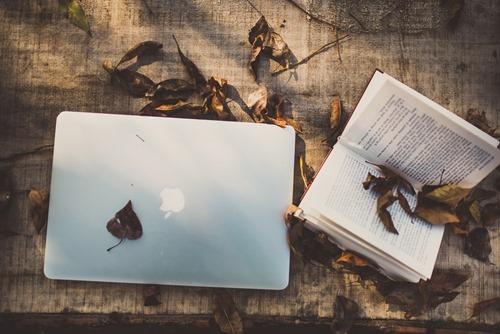 Mac vs. book