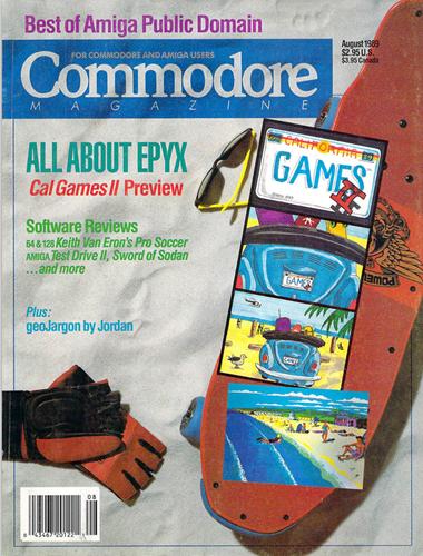Commodore Magazine 32