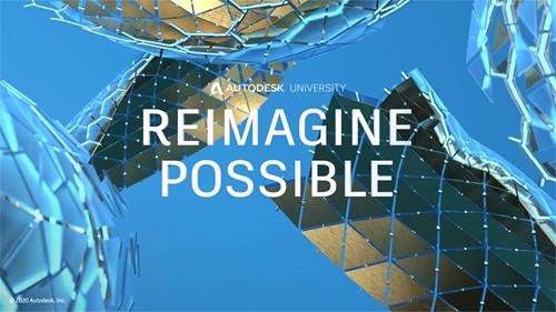 AU 2020 - Reimagine Possible