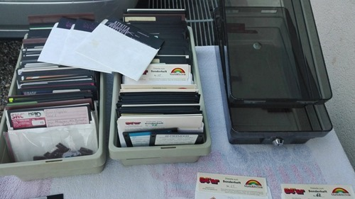 More floppies