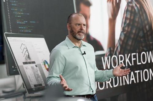 Greg Fallon at AU 2020