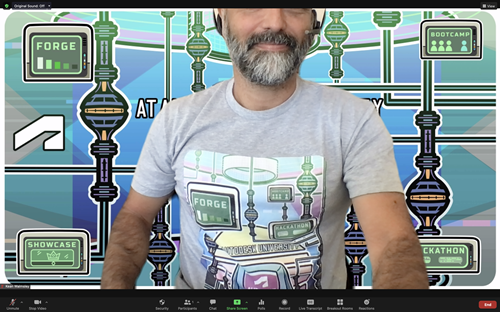 My newest Autodesk T-shirt