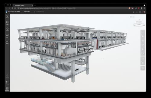 Autodesk Toronto in Tandem
