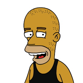 Simpsonized_kean_headshot_for_im