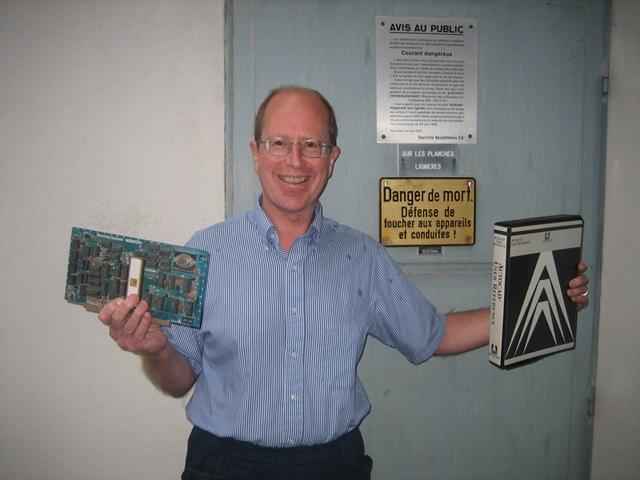 An interview with John Walker - Part 1 - Through the Interface