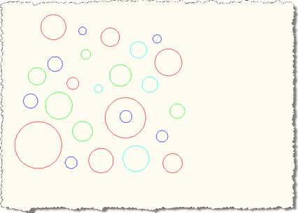 Lots of circles