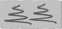 Swept surfaces - 3D conceptual